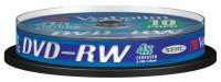 VERBATIM 43552 DVD-RW 10cake 4x media (krabice=20x10pack)