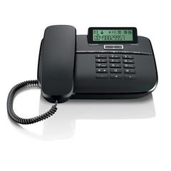 SIEMENS Gigaset DA610 stolní telefon, černý