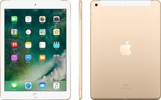 APPLE iPad 9.7in 128GB Wi-Fi tablet CZ Gold (zlatý, Čip A9, Retina 9.7 LED)