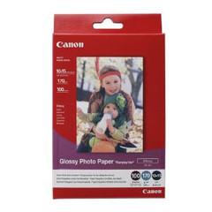 CANON Glossy Photo Paper-lesklý fotografický papír GP-501S - 100listů-10x15cm,170g/m2