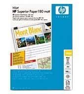 HP (Q6592A) Superior Matt Inkjet Paper A4, 100ks, 180 g/m2 papír