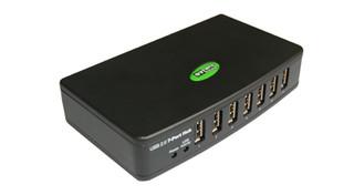 ST-LAB U-340 USB HUB 7port USB2.0 (externí napájení)