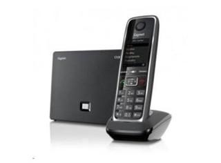 SIEMENS Gigaset C530 IP bezdrátový telefon,black