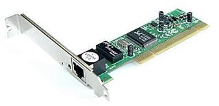 ST-LAB N-200 PCI sitovka 10/100 interní karta (REALTEK chipset, LAN)