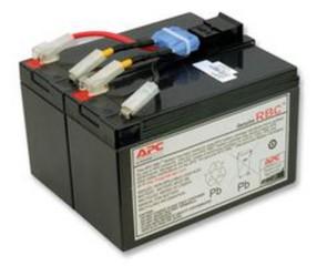 APC Replacement Battery RBC48, náhradní baterie pro UPS, pro SMT750 ...