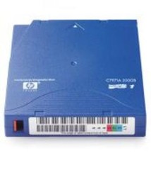 HP C7972A data cartridge Ultrium páska 200/400 GB (zálohovací páska)