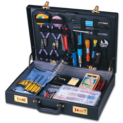 GOLDTOOL BOX GTK-305 sada nářadí 51ks (Electro-Mechanical Installer's Kit)