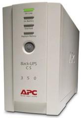 APC BK350EI ups Back-UPS 350, 210W / 350VA, 230V off-line, 3+1 zásuvka IEC320, USB