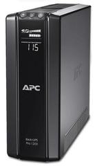 APC BR1200GI použitý ups Power Saving Back-UPS Pro 1200, 720W/1200VA, USB, LCD panel, line interakti