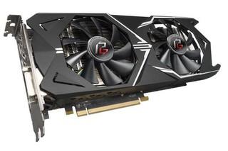 ASROCK vga PHANTOM GXR RX570 8G OC s AMD Radeon RX 570 8GB GDDR5 (1x DVI-D, 1x HDMI, 3x DPort)