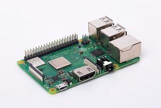 RASPBERRY Pi 3 Model B+ jednodeskový počítač