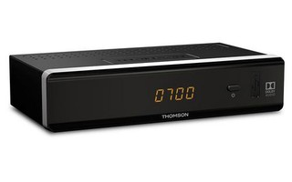 THOMSON THT712 DVB-T2 set-top-box, recorder (digital DVB-T2 HEVC H.265 přijímač) USB, SCART, RJ45, H
