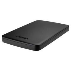 TOSHIBA STOR.E Canvio BASICS černý 1TB (nový model 2018) externí hdd USB 3.0 black (2.5