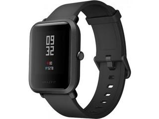 XIAOMI Huami AmazFit BIP Black, chytré hodinky s GPS, baterie až 30 dnů