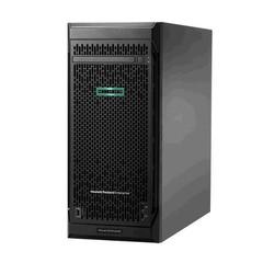 HPE ProLiant ML110 g10 server 4110 (2.1G/8C/11MB/2400) 1x16G S100i SATA 8SFF-HP 800W(1/2) T4.5U NBD3
