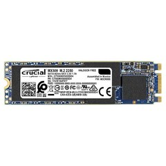 CRUCIAL MX500 SSD M.2 1TB 6Gbps M.2 2280SS (NGFF) formát (560/510MB/s, 95.000/90.000 IOPS)