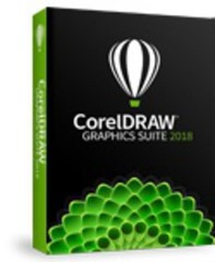 CorelDRAW Graphics Suite 2018 Upgrade (CZE, PL)