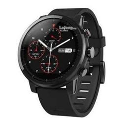 XIAOMI Huami AmazFit 2 STRATOS, chytré hodinky s GPS, Gorilla glass