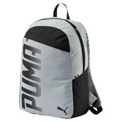 Puma batoh Puma Pioneer Backpack I šedý (074714-03 šedý)