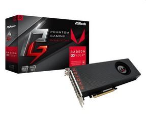 ASROCK vga PHANTOM Gaming X Radeon RX VEGA 56 8G s HBM2 8GB (1x HDMI, 3x DPort)