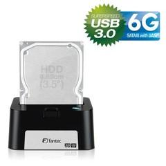 FANTEC MR-U3-6G DOCKING STATION black USB3.0 pro 2.5