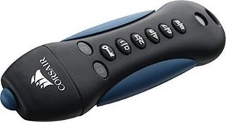 CORSAIR FlashPadlock3 64GB USB3.0 flash drive (bezpečná, s pinem)