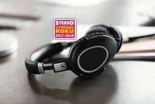 SENNHEISER PXC 550, black (černá) bezdrátová sluchátka typ mušle, headset