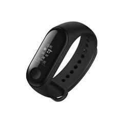 XIAOMI Mi Band 3 fitness náramek černý (MiBand 3 black)
