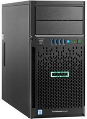 HPE ProLiant ML30 Gen9 server (bez OS, bez HDD) E3-1220v6 (3.0G/4C/8M/2400) 8G (862974-B21) 2x1TB SA
