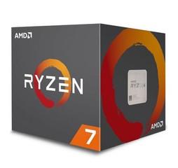 AMD cpu Ryzen 7 2700 AM4 Box (s chladičem, 3.2GHz / 4.1GHz, 16MB cache, 65W, 8 jádro, 16 vlákno) box