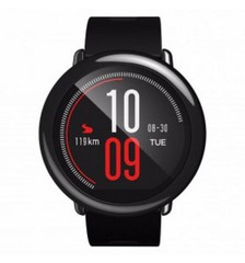 XIAOMI Huami AmazFit Pace Black, chytré hodinky s GPS, Gorilla glass