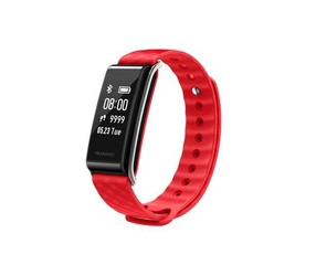 HUAWEI ColorBand A2 Red fitness náramek