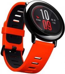 XIAOMI Huami AmazFit Pace Red, chytré hodinky s GPS, Gorilla glass