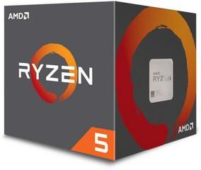 AMD cpu Ryzen 5 2600 AM4 Box (s chladičem, 3.4GHz / 3.9GHz, 16MB cache, 65W, 6 jádro, 12 vlákno) box