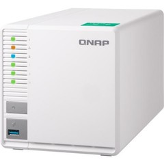QNAP TS-328 TurboNAS server s RAID, 2GB DDR3, pro 3x3,5/2.5