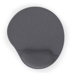 Podložka pod myš ERGO gelová šedá GEMBIRD retail balení MAXI