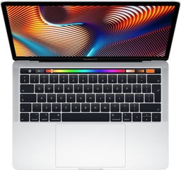 APPLE NB MacBook Pro 13-inch Retina Touch Bar 2018 (barva stříbrný silver) i5-2.3GHz, 8GB ram, 256GB flash, Iris Plus Graphics 655, CZ klávesnice