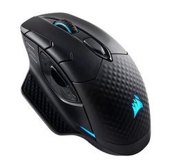 CORSAIR myš DARK CORE RGB Optical BLACK Gaming Mouse (černá herní myš) 16000 DPI (EU Version, pro hr