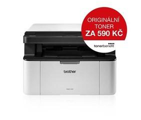 BROTHER Laser DCP-1623WE Print/Scan/Copy, A4, 20str/minuta, 2400 x 600, WiFi, USB - TONER BENEFIT