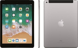 APPLE iPad 9.7in 32GB Cellular+Wi-Fi tablet CZ Space Gray (model 2018, šedý) (Čip A10, Retina 9.7 in LED IPS)