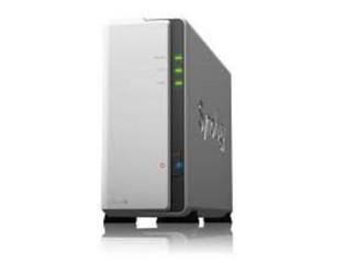 SYNOLOGY DS119J Disc Station datové úložiště (pro 1x HDD, CPU 800MHz, 256MB DDR3L RAM, 1x LAN, NAS)