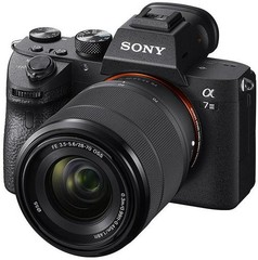 SONY Alpha A7 III + 28-70 digitální fotoaparát (černý, sada)