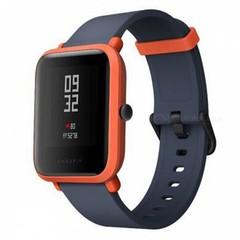 XIAOMI Huami AmazFit BIP Red, chytré hodinky s GPS, červené, baterie až 30 dnů
