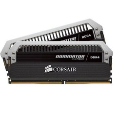 CORSAIR 16GB=2x8GB DDR4 4133MHz DOMINATOR PLATINUM 1.4V CL19-25-25-45 XMP2.0 (16GB=kit 2ks 8GB s chladičem, černý
