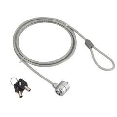 GEMBIRD - bezpečnostní kabel se zámkem pro NTB, 2 klíče