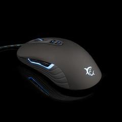 WHITESHARK myš NAPOLEON podsvícená (EU Version, pro hráče, černá) 4000 dpi