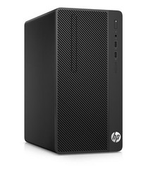 HP PC HP 290 G1 MT, procesor i3-7100, RAM 1x4 GB, SSD 128 GB, grafika Intel HD, OS FDOS, bez WiFi, usb klávesnice a myš, bez MCR