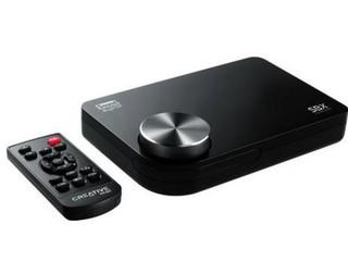 CREATIVE Sound Blaster X-Fi Surround PRO, nová verze V3, 5.1 USB SBX (externí zvukovka)