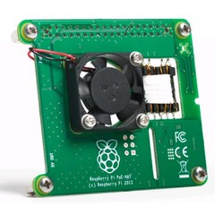 RASPBERRY PI PoE HAT - rozšiřující deska Raspberry Pi