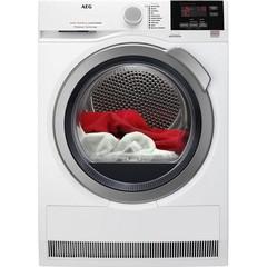 SIEMENS WT47W5H0BY sušička prádla, bílá